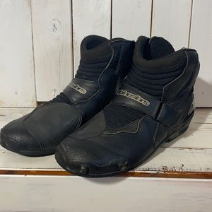 Alpinestars SMX-1 R Vented Boots 12 motorcycle